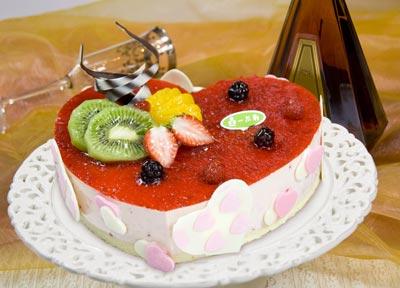 2,蛋糕乃手工