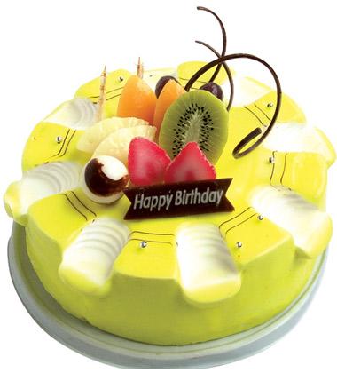 这蛋糕,看着都特么的像童话啊!