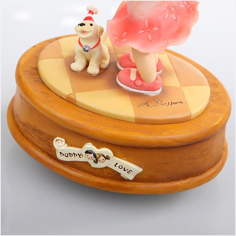 幼儿园蛋糕盒子手工转盘