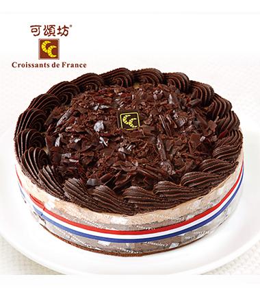 带花边的蛋糕图片
