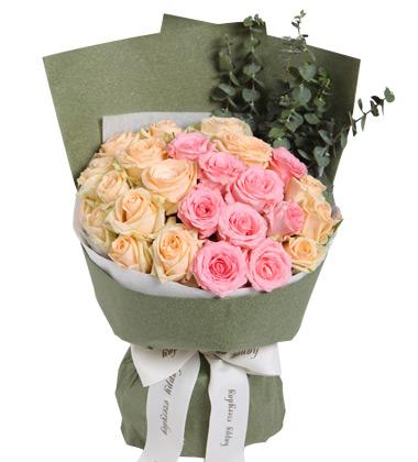24朵玫瑰