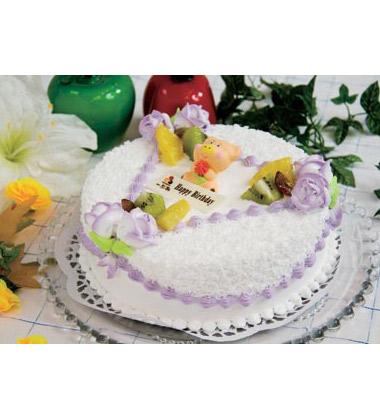 蛋糕图片可爱卡通车