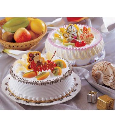 儿童蛋糕样式可爱