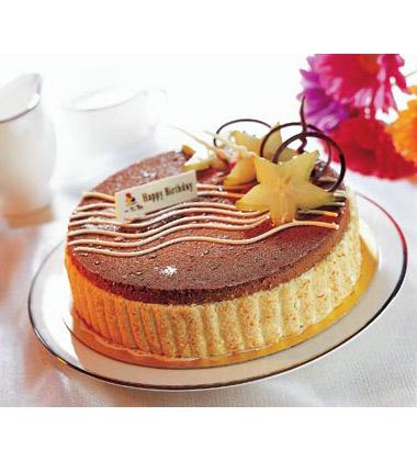 蛋糕图片可爱独特慕斯