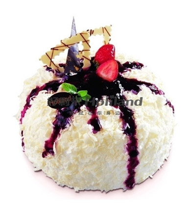 **生日蛋糕 内容:送货准时
