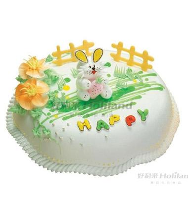 好利来蛋糕/兔宝宝(12寸):12寸图片