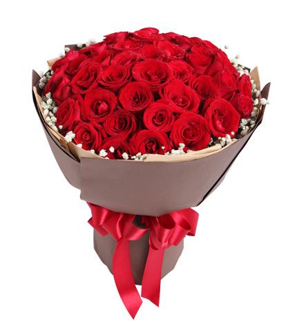 50朵玫瑰的含义是什么?